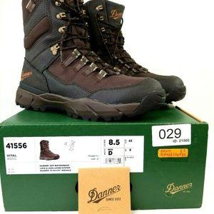 """Danner Vital 400G 8"""" Dry Waterproof Lock & Load"""